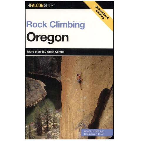 Falcon Guides Rock Climbing Oregon