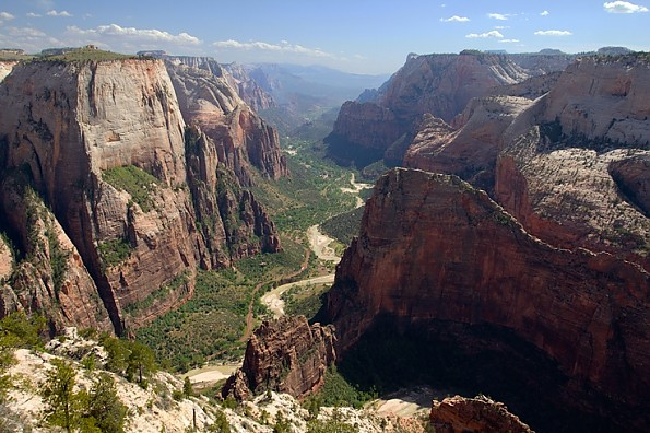 View-from-Observation-Point-Zion-NP-Utah