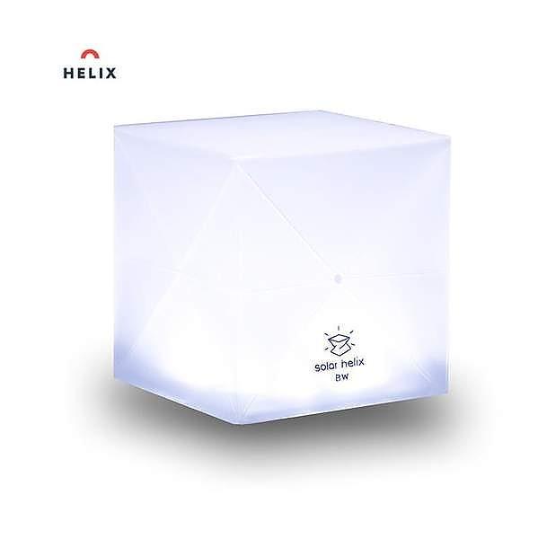 photo: Solight Helix Solar Lantern light