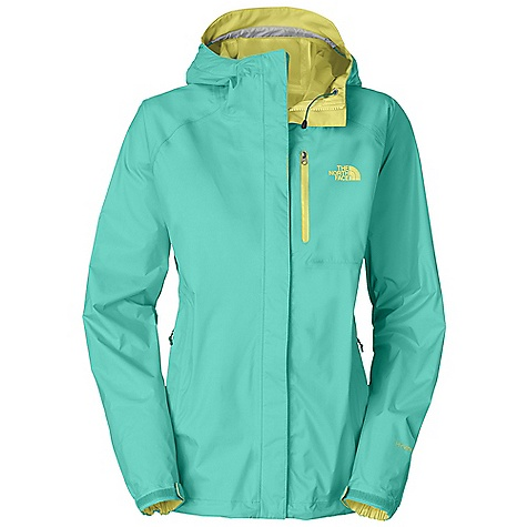 photo: The North Face Women's Super Venture Jacket waterproof jacket