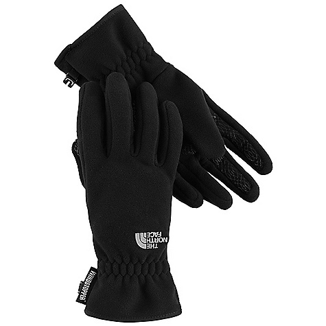 photo: The North Face Women's Pamir WindStopper Glove fleece glove/mitten