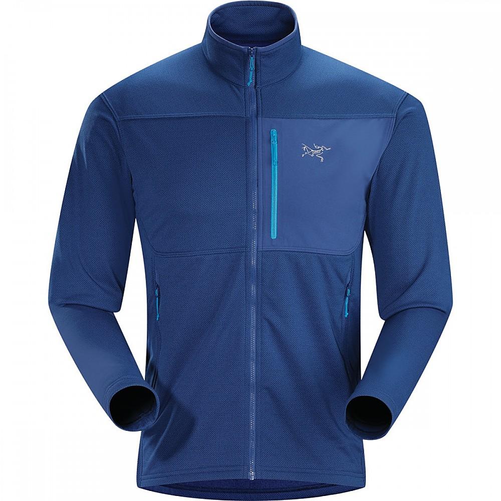 photo: Arc'teryx Konseal Jacket fleece jacket