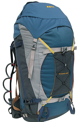 photo: Aarn Guiding Light 60L weekend pack (50-69l)