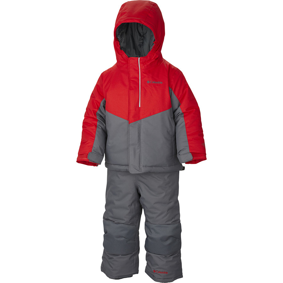 photo: Columbia Buga Snowsuit Set kids' snowsuit/bunting