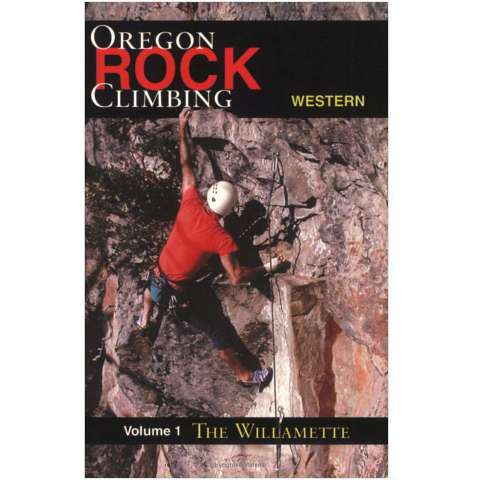 photo: Mountain N' Air Books Rock Climbing Western Oregon Volume 1 - The Willamette us pacific states guidebook
