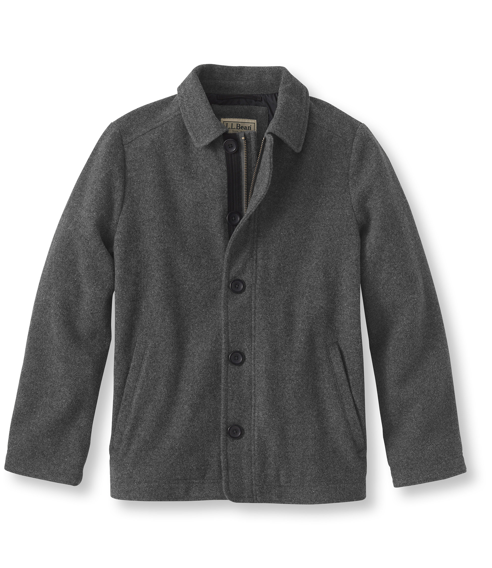 L.L.Bean Wool Jacket