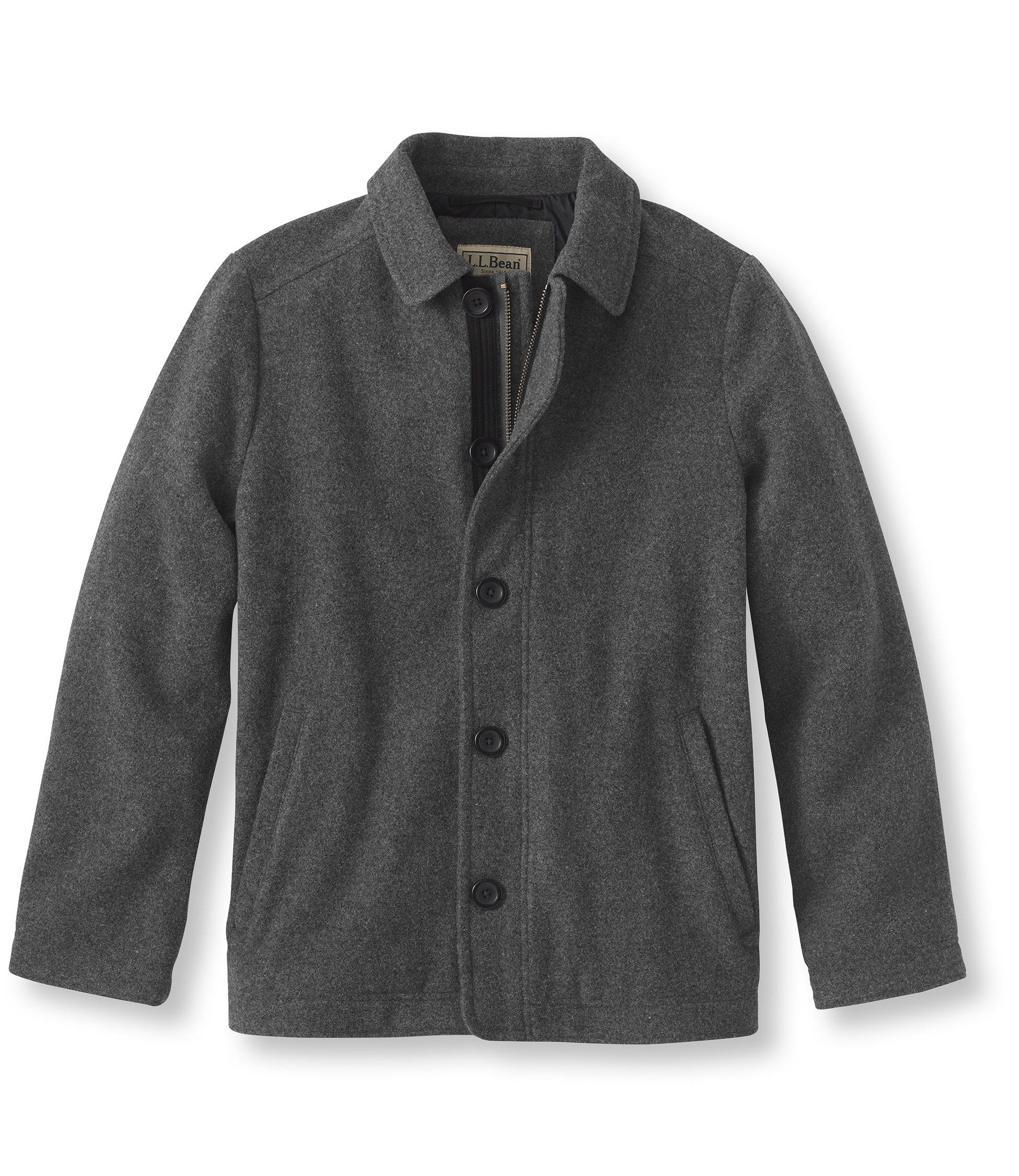L.L.Bean Wool Jacket