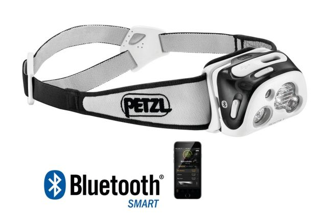 photo: Petzl Reactik + headlamp