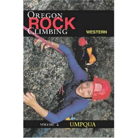 photo: Mountain N' Air Books Rock Climbing Western Oregon Volume 2 - Umpqua us pacific states guidebook