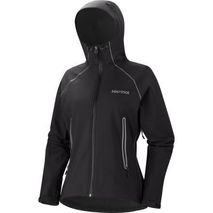 photo: Marmot Women's Genesis Jacket soft shell jacket