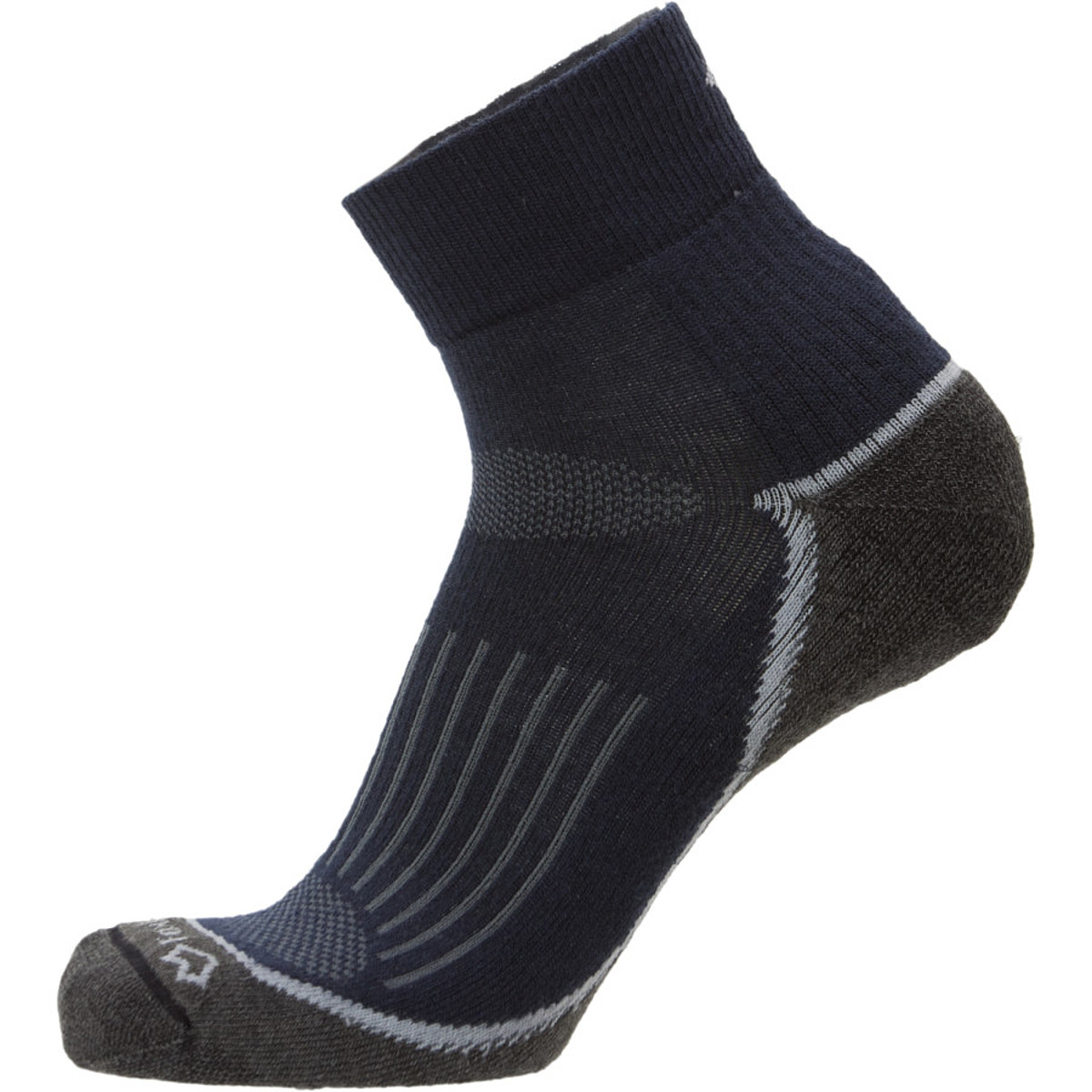 photo: Fox River Trail Quarter hiking/backpacking sock