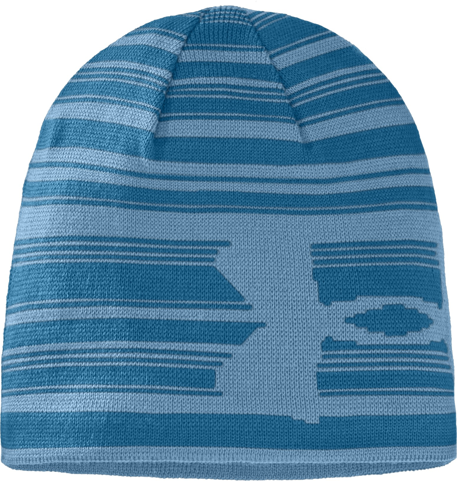 photo: Under Armour Striped Beanie winter hat