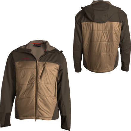 photo: Mammut Stratus Hybrid Jacket soft shell jacket