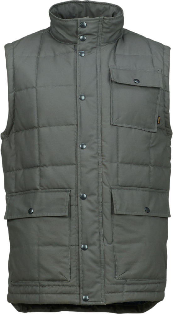 photo: Burton Woodford Vest synthetic insulated vest