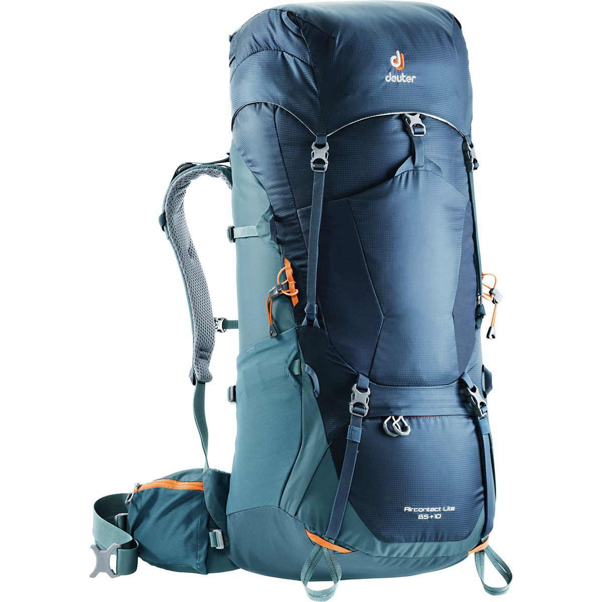 photo: Deuter Aircontact Lite 65+10 weekend pack (50-69l)