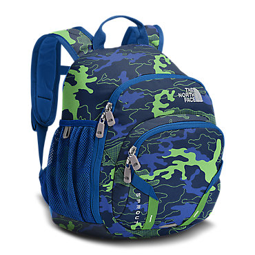 photo: The North Face Sprout Pack daypack (under 2,000 cu in)