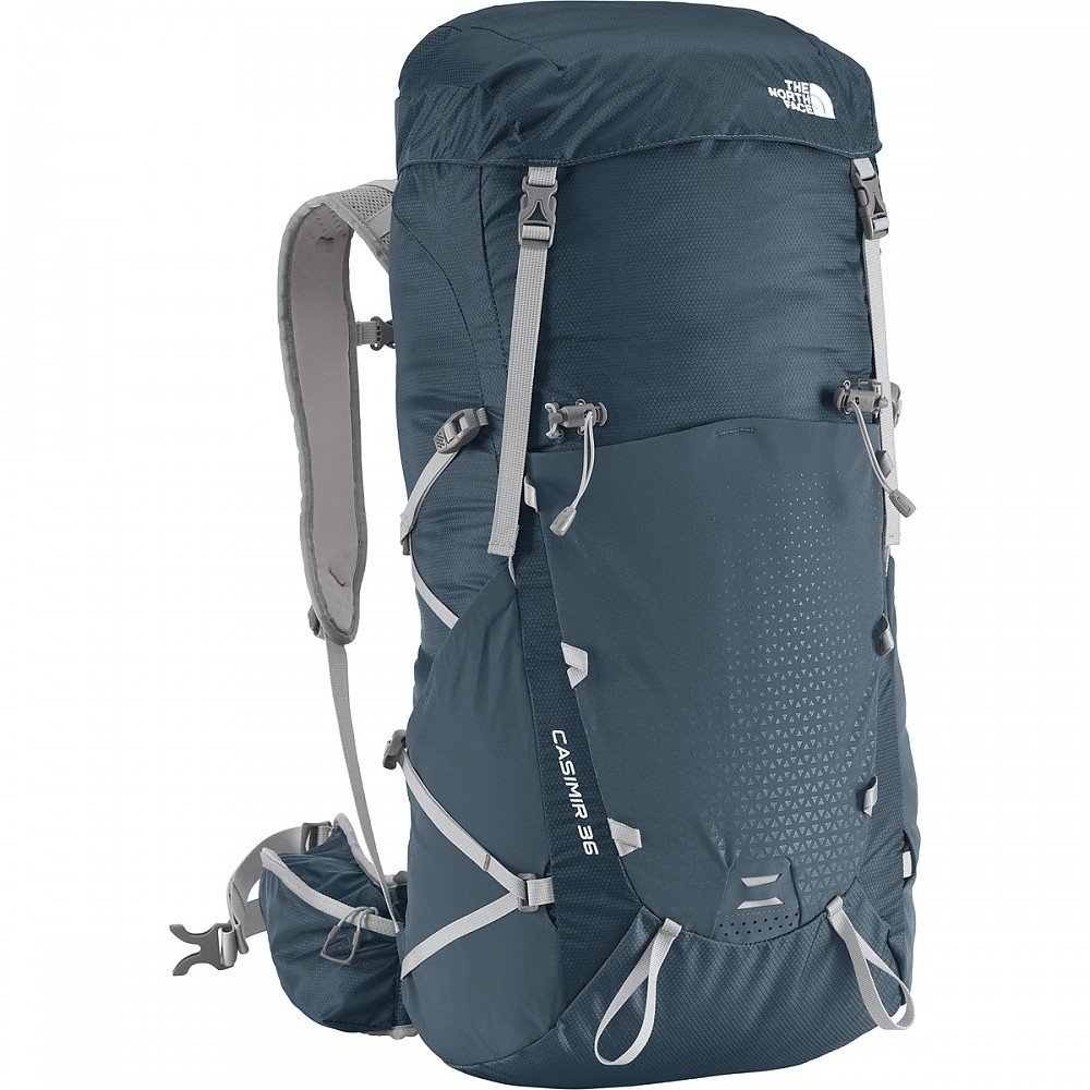 photo: The North Face Casimir 36 overnight pack (35-49l)