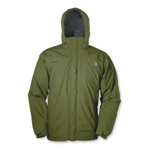 photo: The North Face Men's Evolution Triclimate Jacket component (3-in-1) jacket