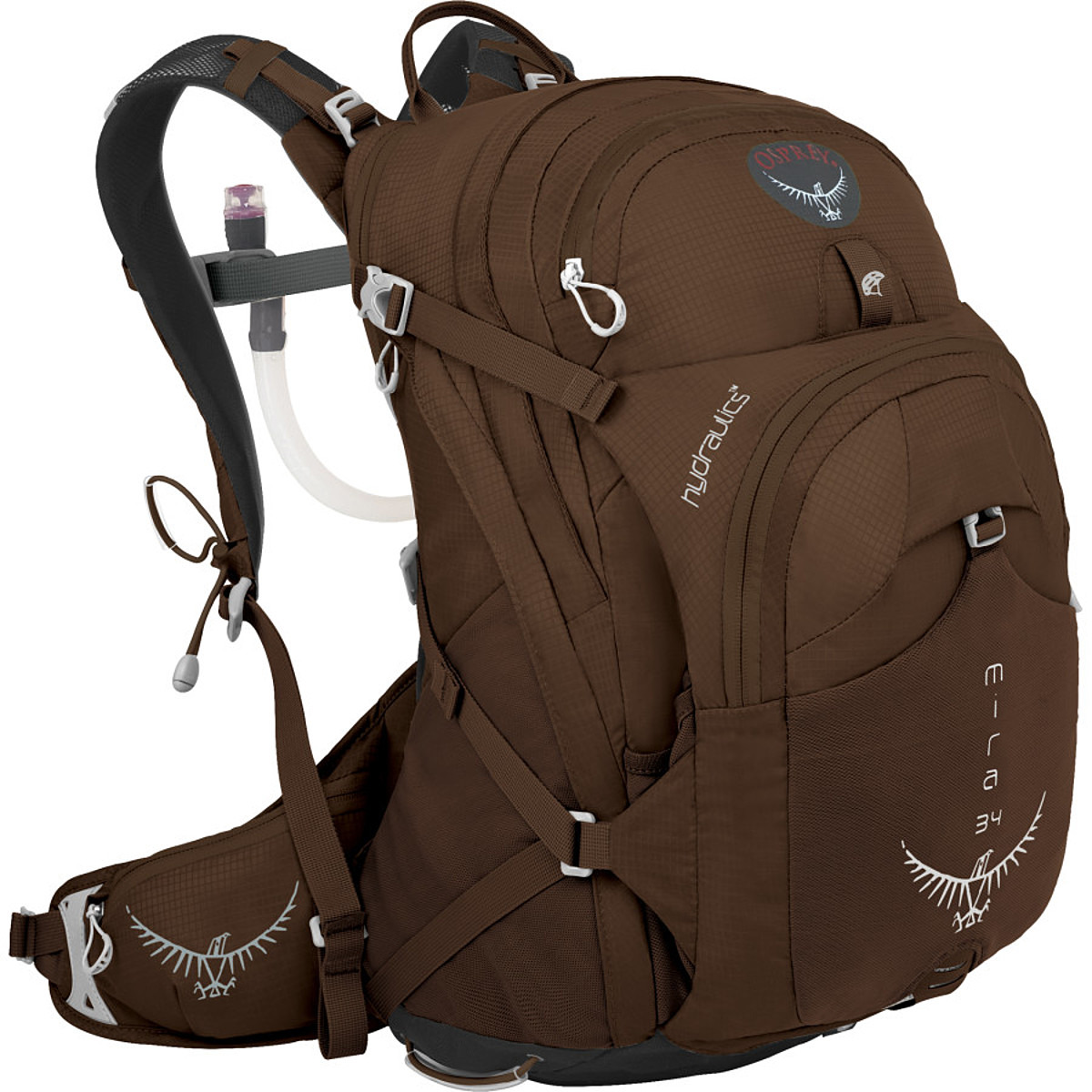 photo: Osprey Mira 34 daypack (under 2,000 cu in)