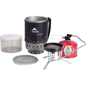 photo: MSR WindBurner Duo Stove System compressed fuel canister stove