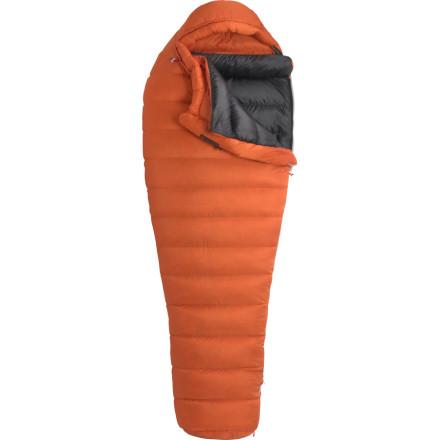 photo: Marmot Lithium EQ 3-season down sleeping bag
