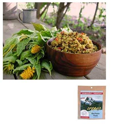 photo: Mary Janes Farm Organic Lentil Pilav vegetarian entrée