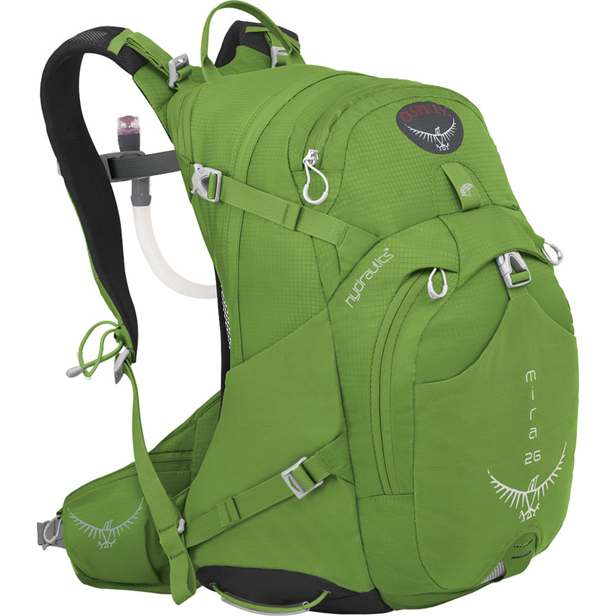 photo: Osprey Mira 26 daypack (under 2,000 cu in)