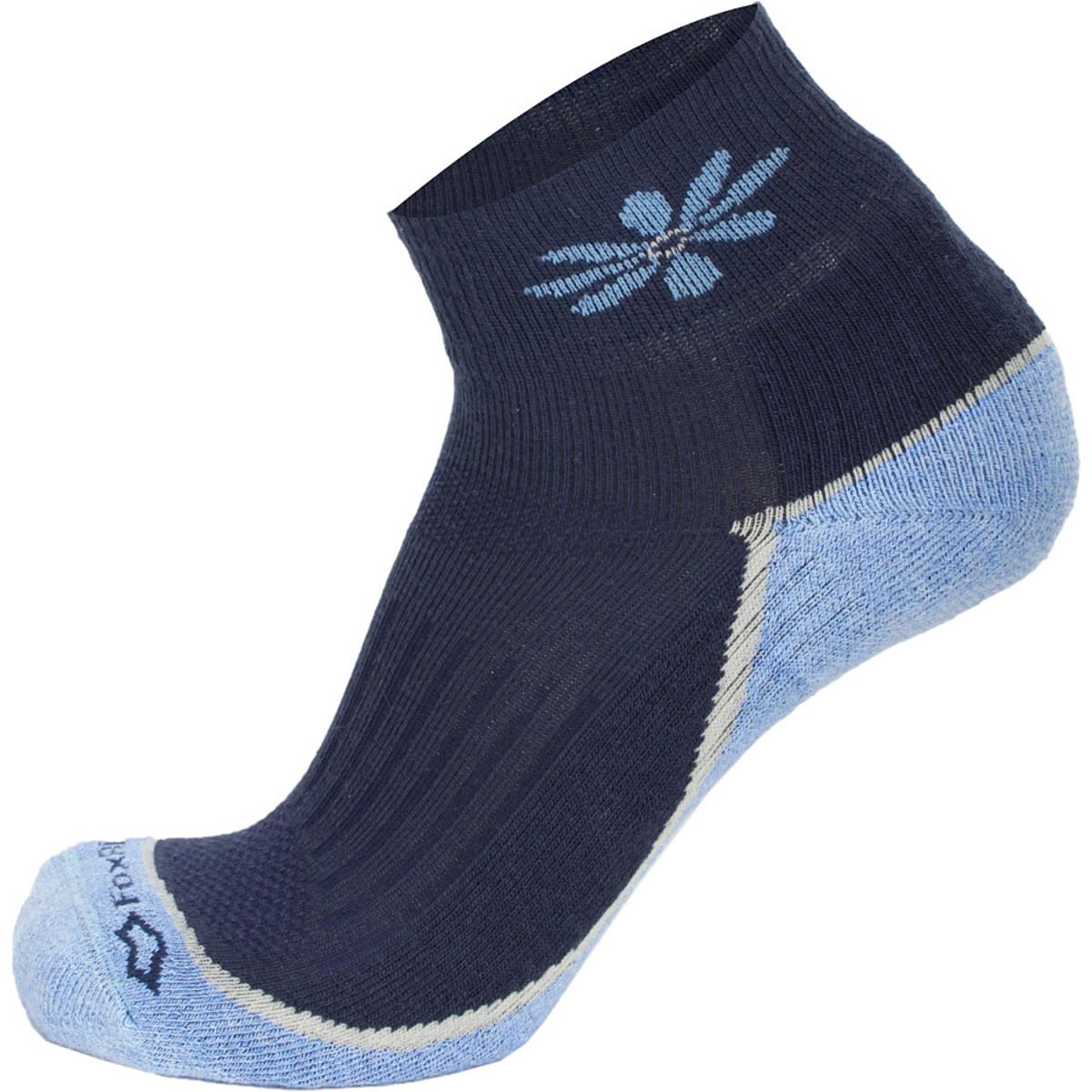 photo: Fox River Strive Quarter sock