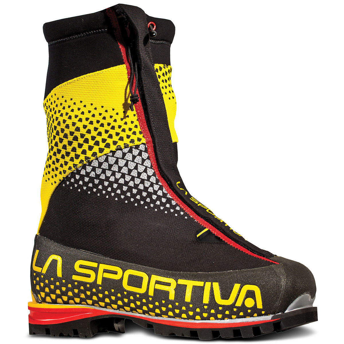 photo: La Sportiva G2 SM mountaineering boot
