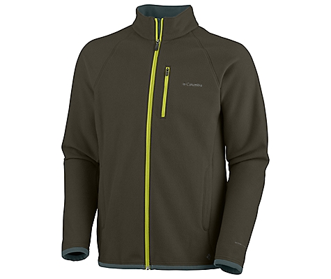 photo: Columbia Men's Heat 360 Jacket fleece jacket