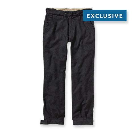 Patagonia Special Edition Wool Bombachas