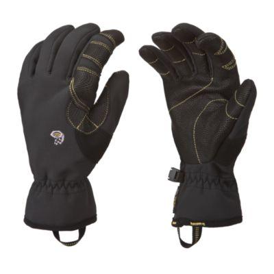 photo: Mountain Hardwear Women's Torsion Glove soft shell glove/mitten