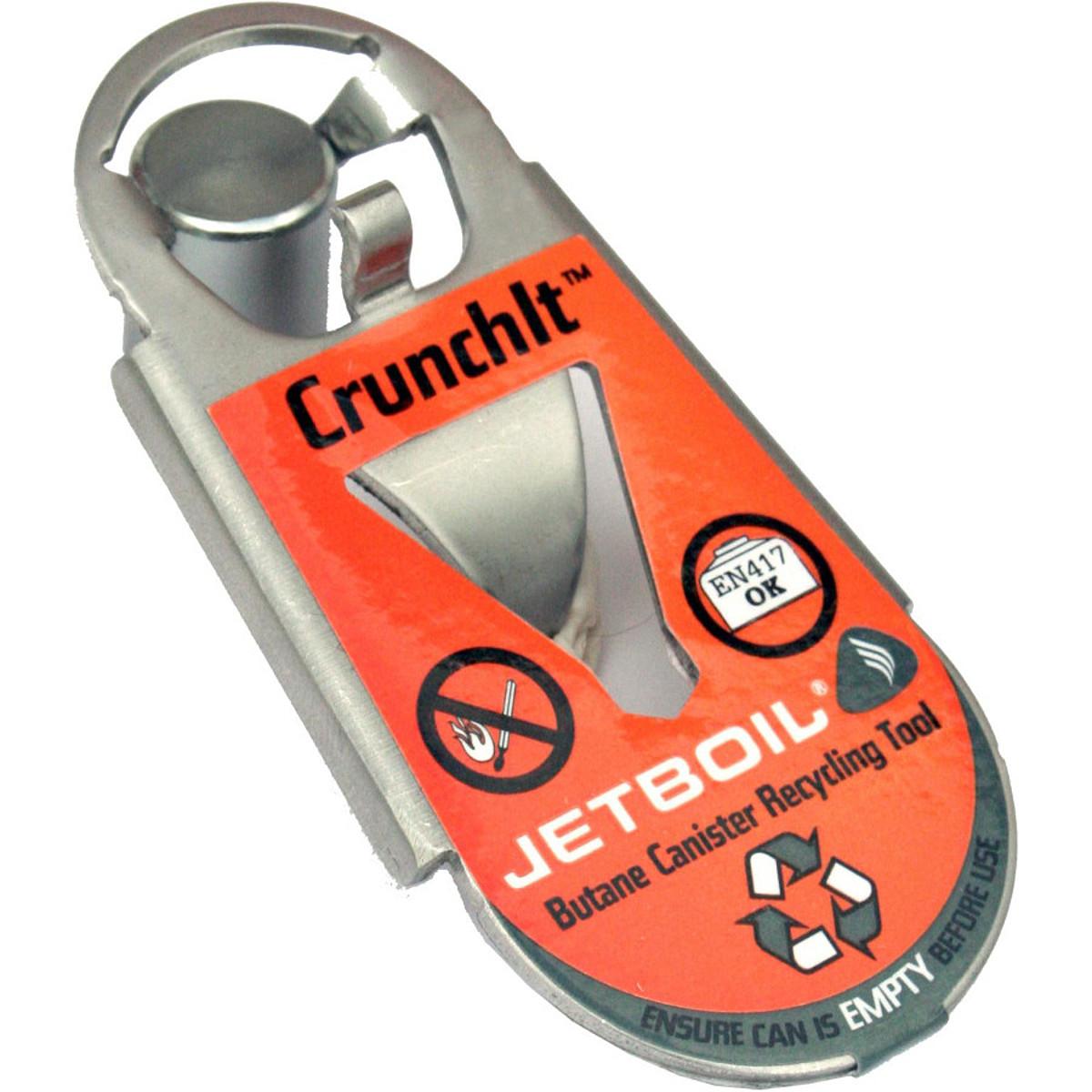 photo: Jetboil CrunchIt stove accessory