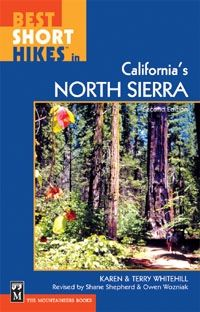 The Mountaineers Books Best Short Hikes in California's North Sierra