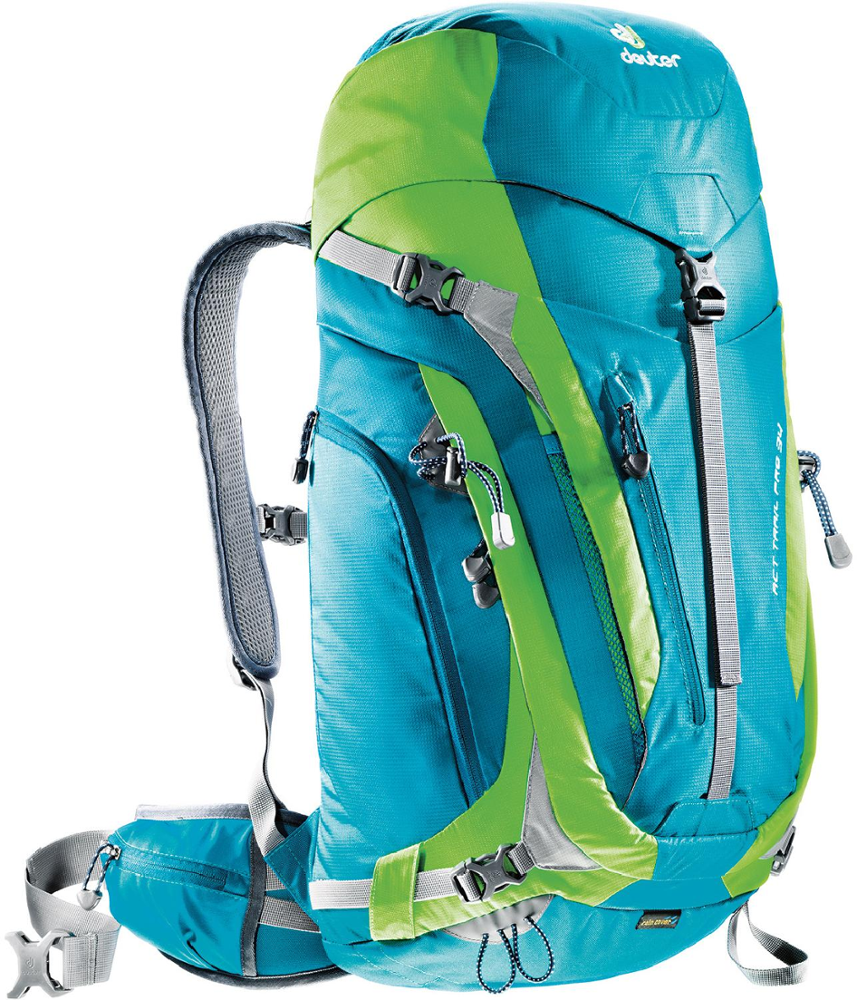 photo: Deuter ACT Trail PRO 34 overnight pack (35-49l)
