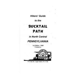 Keystone Trails Association Hiker's Guide to the Bucktail Path
