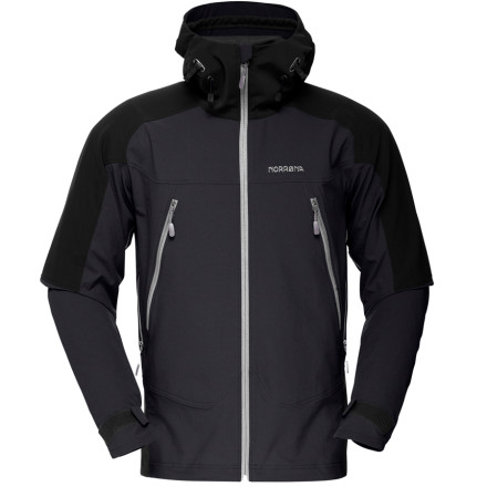 photo: Norrona Men's Falketind Flex1 Jacket soft shell jacket