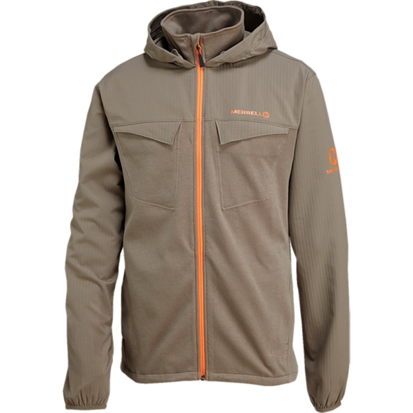 photo: Merrell Proterra Jacket fleece jacket