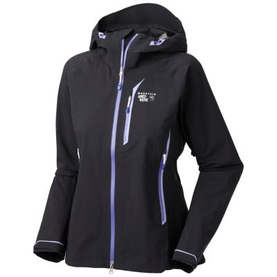 photo: Mountain Hardwear Women's Spinoza Jacket waterproof jacket