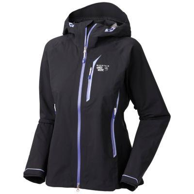 photo: Mountain Hardwear Women's Spinoza Jacket waterproof jacket