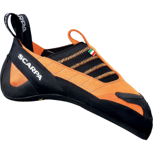 photo: Scarpa Instinct S climbing shoe