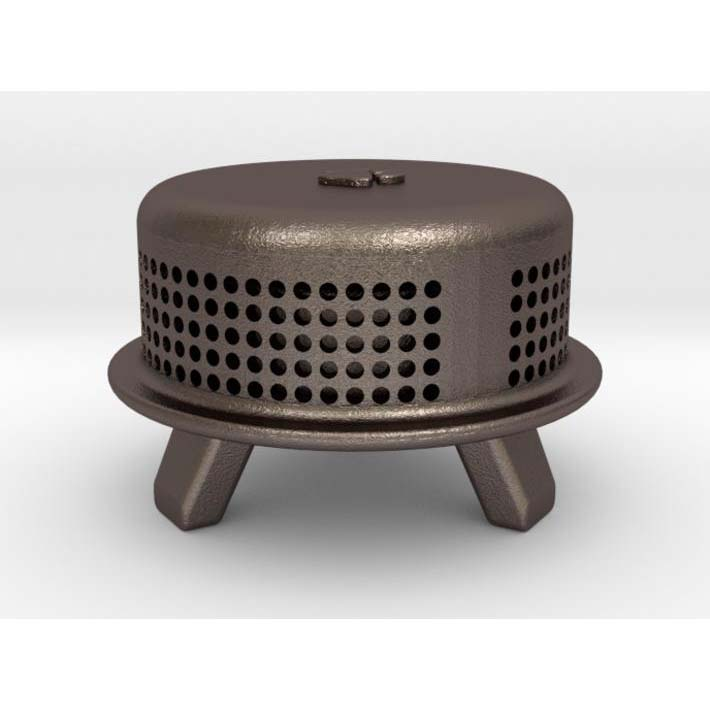 photo of a BernieDawg camp stove