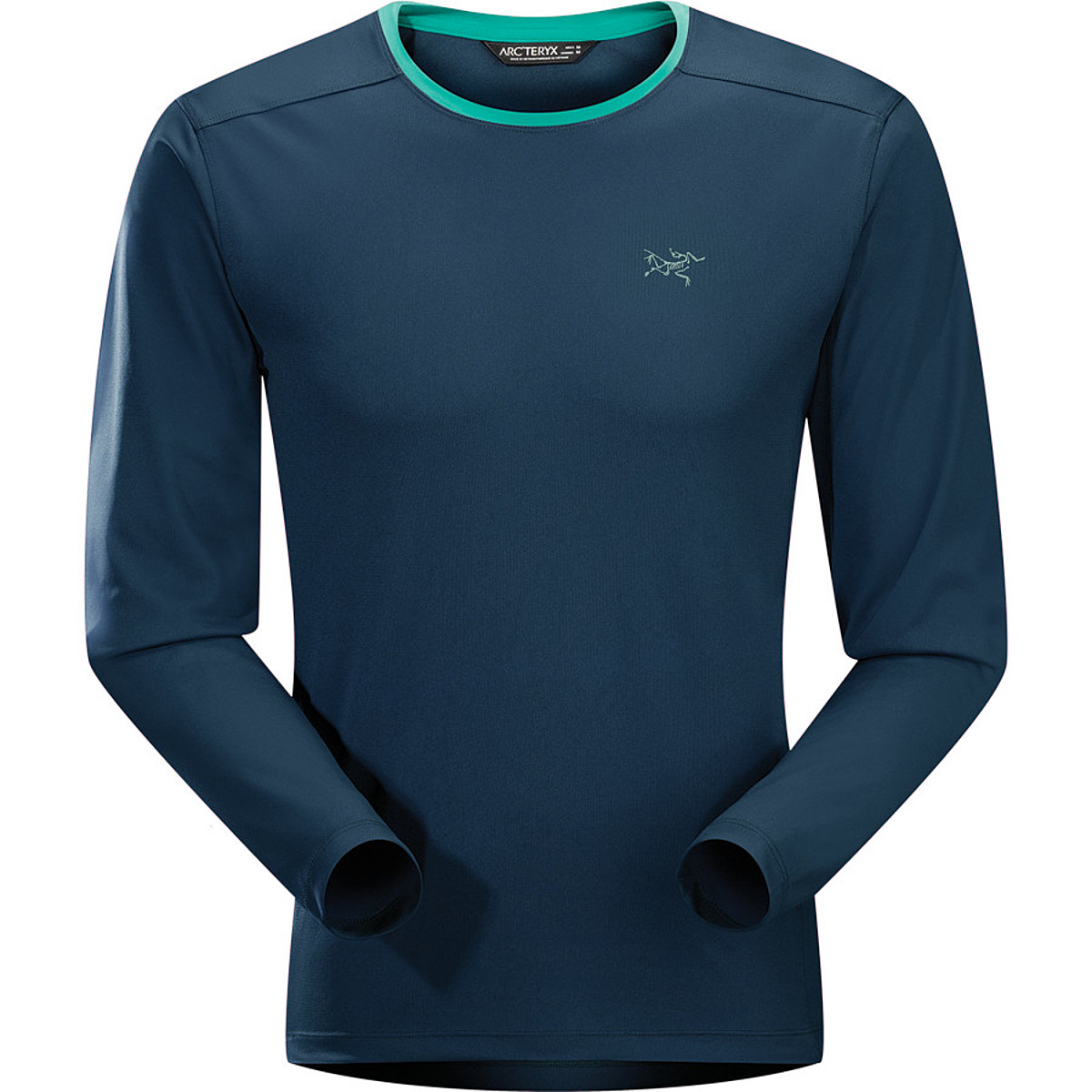photo: Arc'teryx Iridine LS Crew long sleeve performance top