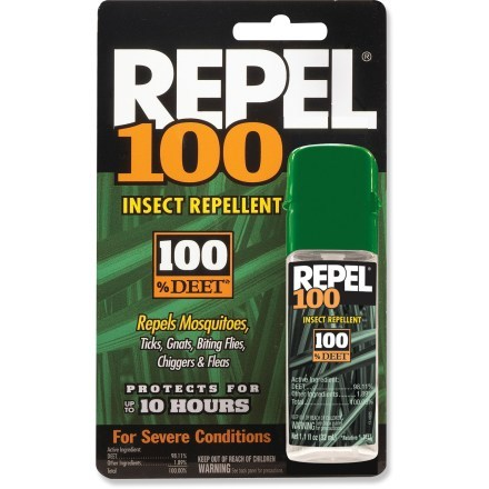 Repel 100 Pump Spray