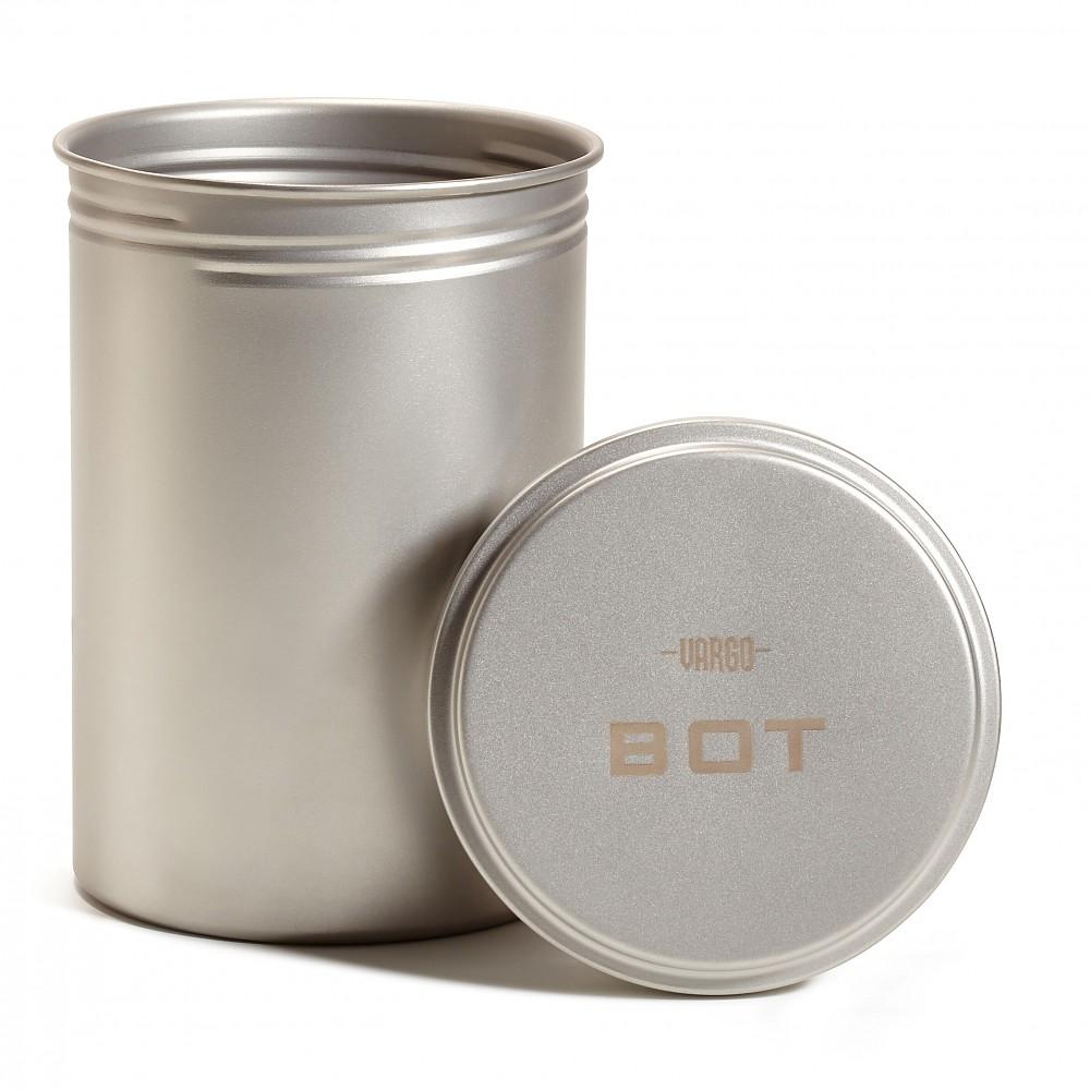 photo: Vargo Titanium BOT Bottle Pot pot/pan