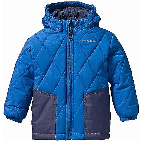 Patagonia Baby Puff Rider Jacket