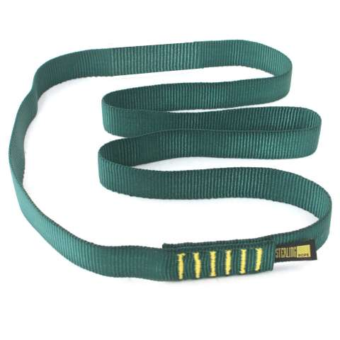 "photo: Sterling Rope 1"" Nylon Sling sewn runner"