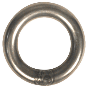 Fixe Stainless Steel Rappel Ring
