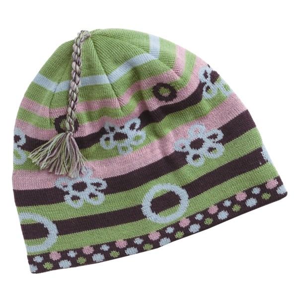 photo: Smartwool Bubble Stripe Beanie winter hat