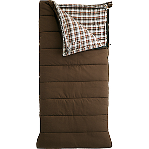 photo: Cabela's Outfitter XL -20F Sleeping Bag cold weather synthetic sleeping bag